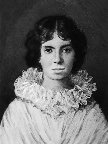 """a history of emily elizabeth dickinson born in the quiet community of amherst massachusetts Emily elizabeth dickinson, also known as """"the belle of amherst,"""" is considered one of the most original american poets of the 19th century #1 she was born on december 10, 1830, to emily norcross dickinson and edward dickinson, at the family homestead in amherst, massachusetts, a farm-based."""