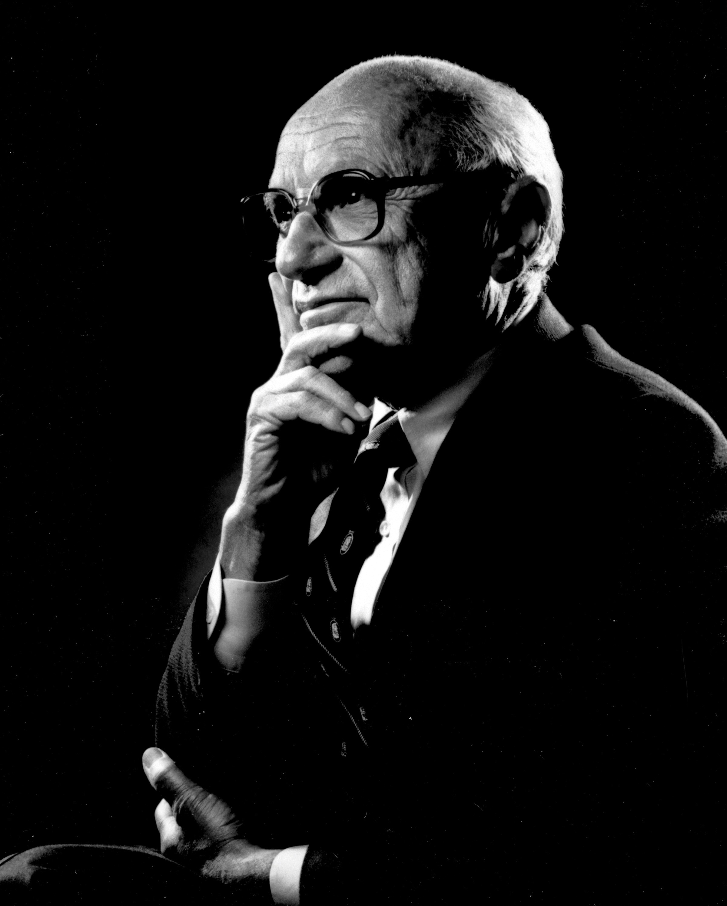 a description of milton friedman as a great life stories