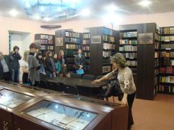 Библиотека №12 им. Н.А. Некрасова