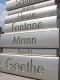 Литература, рекомендованная ко чтению учащимся немецких гимназий